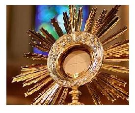 mostrance-eucharist